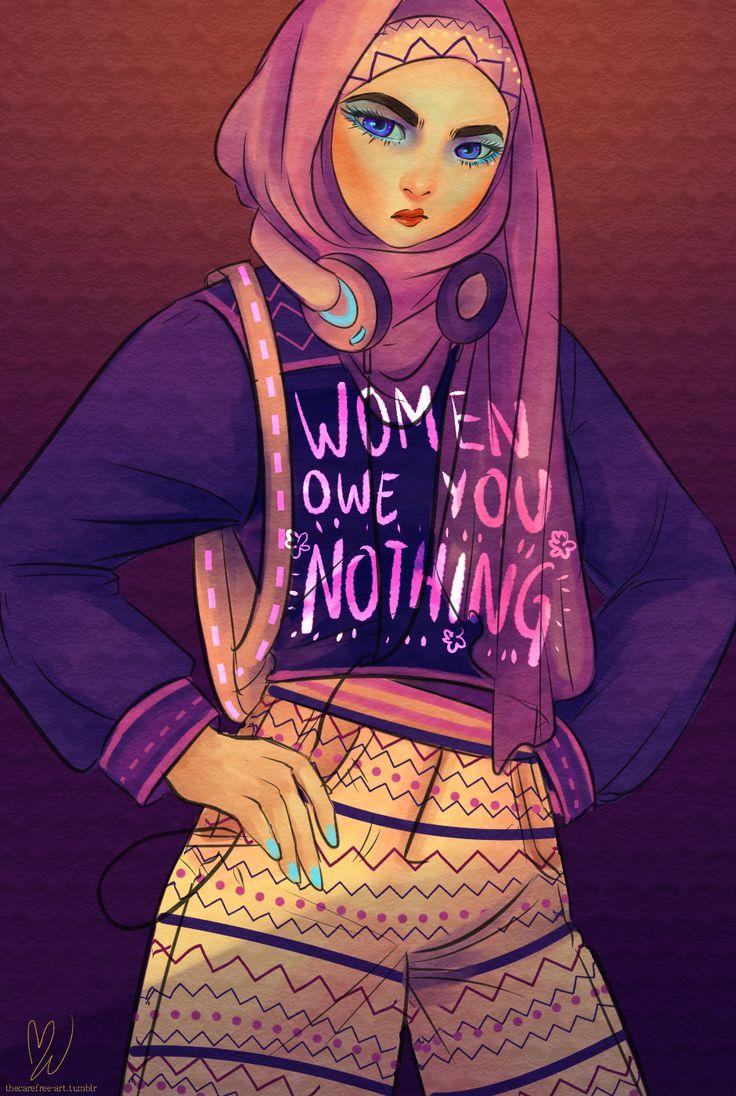 Women Owe You Nothing