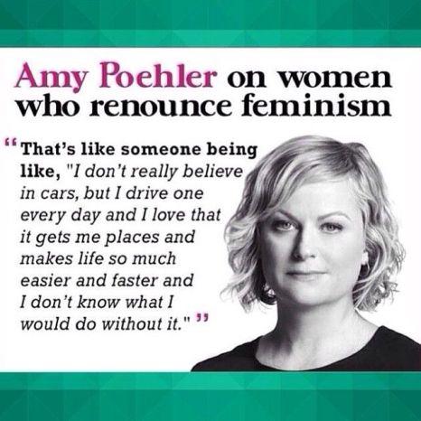 Women Who Renounce Feminism