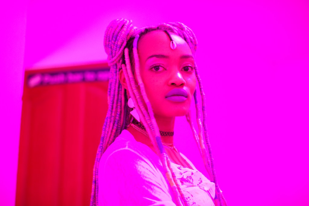 Filmstill from 'Rafiki'