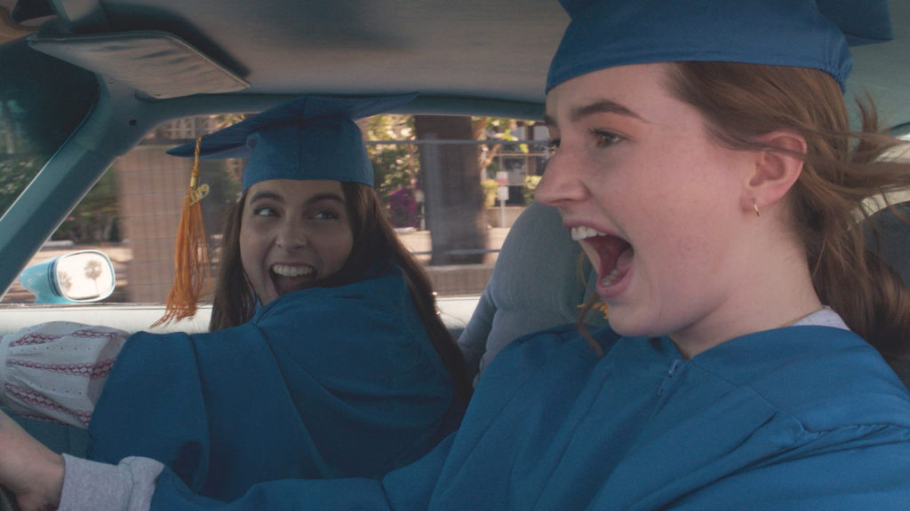 Still from movie Booksmart