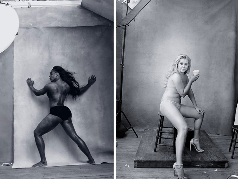 Serena Williams et Amy Schumer