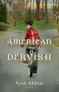 Book cover: American Dervish by Ayad Akhtar