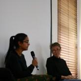 Zoya Patel & Susan Hawthorne