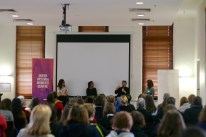 Feminism and publishing with Susan Hawthorne (Spinifex Press), Zoya Patel (feminartsy) & Marisa Pintado (Hardie Grant Egmont) and Stephanie Convery (Overland)