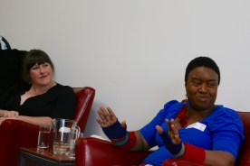 Karen Pickering & Maxine Beneba Clarke in Building your feminist community