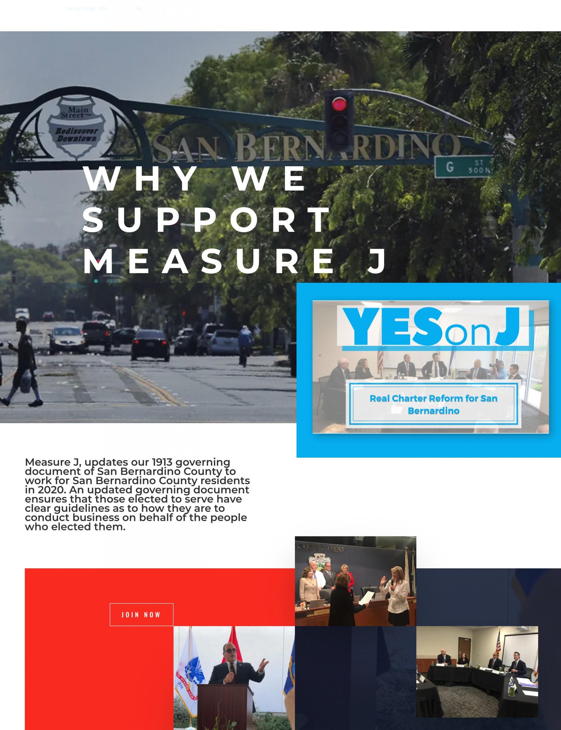 Measure J