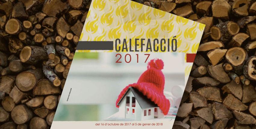Oferta Calefacció 2017