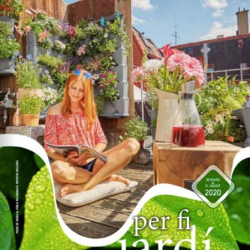Nova oferta de jardí ja disponible