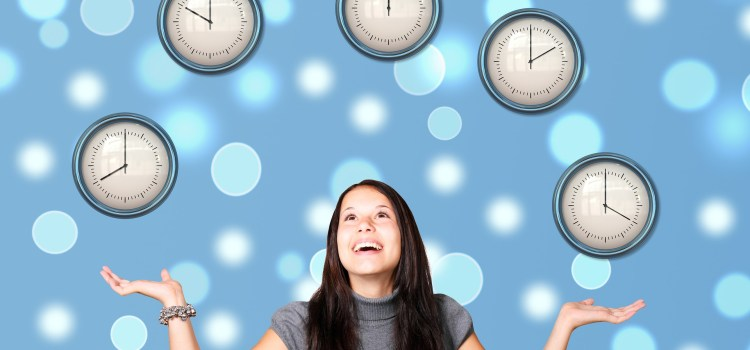 4 lois du temps pour booster ta productivité