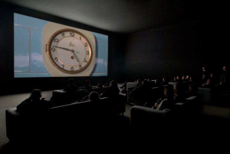Christian Marclay The Clock 2010 (high res) 2