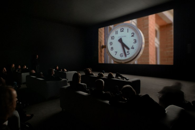 Christian Marclay The Clock 2010 (high res) 3