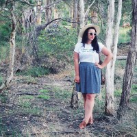 What I Wore: Riding With The Wind