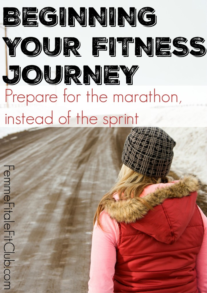 Beginning your fitness journey
