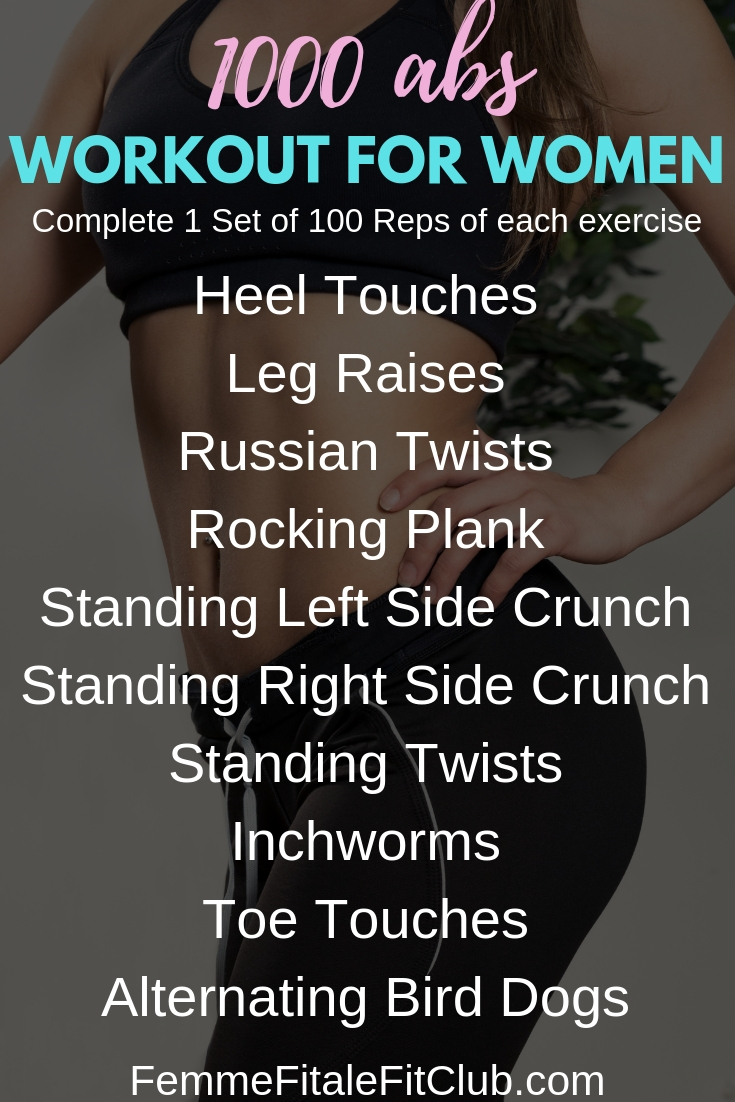 1000 Abs at Home Workout For Women #abs #flatabs #sexyworkout #weightlossforwomen #athomeworkoutforwomen #sexyandstrong #strongworkout #strongworkoutforwomen #calisthenics #fitness #fitfam #fatlossforwomen