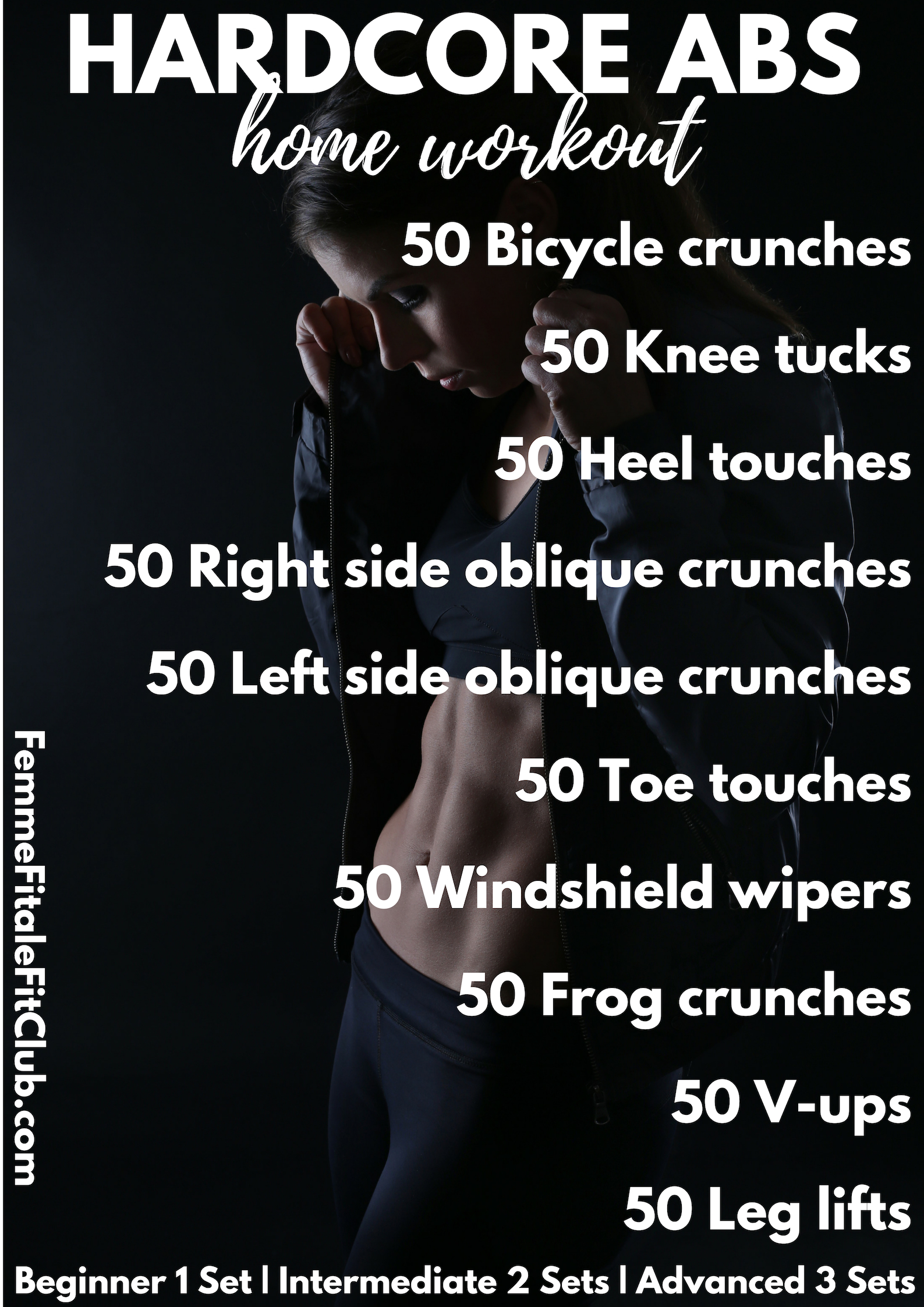 Hardcore Abs Home Workout #athomeworkout #workouts #coreworkout #absworkout #flatabs #flatbelly #flattummy #abs #hardcore #core #fitness #getfit #exercise #slimwaist (1)