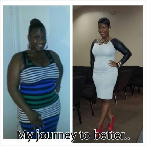 B.Michavery Before And After