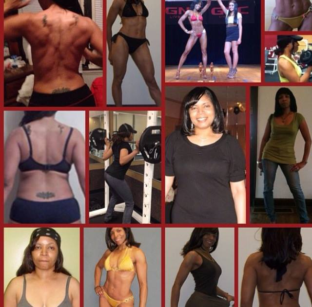 Tisha Harrell Weight Loss Journey