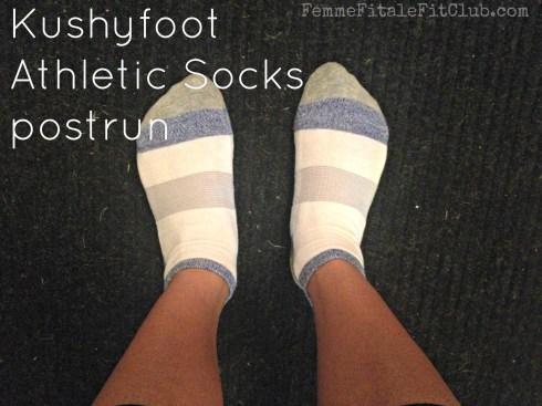 Kushyfoot Sock review