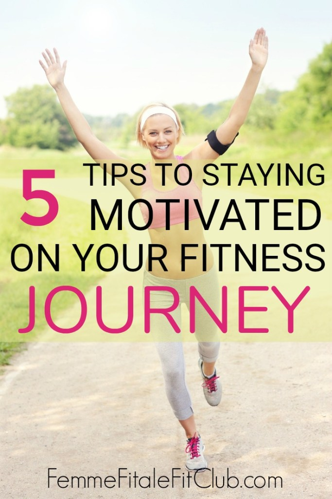 If you struggle with motivation on your fitness and weight loss journey incorporate these 5 tips to keep you going and take your weight loss and fitness to the next level. #fitnessjourney #weightlosstips #weightlossjourney #fatlosstips #fatloss #fitness