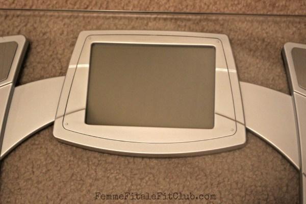 LCD Screen Close Up