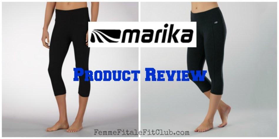 Marika Magic Slimming Capri Leggings Product Review