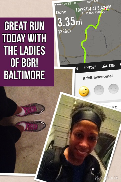 Run with BGR! Baltimore