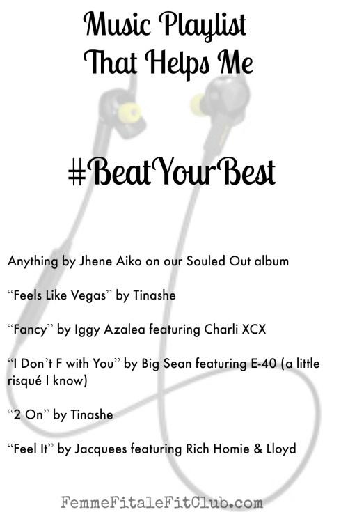 Jabra Playlist #beatyourbest