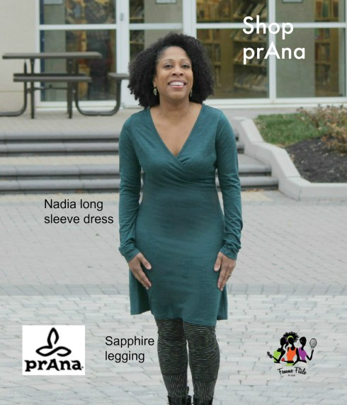 Nadia long sleeve dress by prAna #holidayshopping #prana #earlywintercollection @fitapproach http://bit.ly/prAnasweatspink