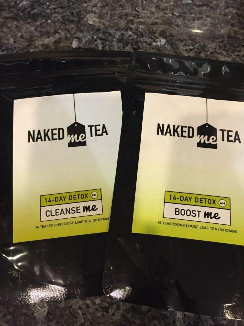 Naked Me Tea #teatox #detoxtea #teacleanse