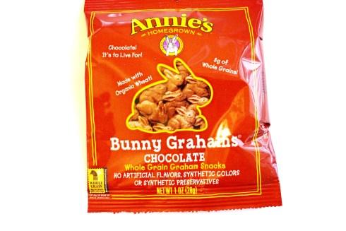 Annie's Chocolate Bunny Grahams
