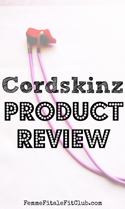 Cordskinz Product Review