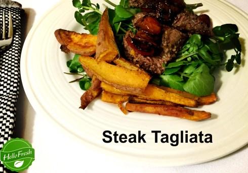 Steak Tagliata
