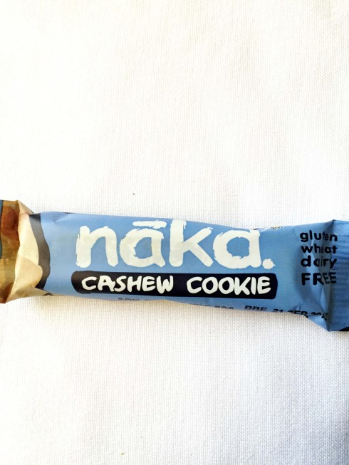 Cashew Cookie Nakd Bar