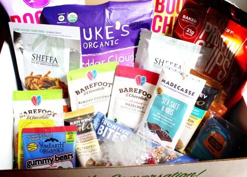 Snack Sack Box