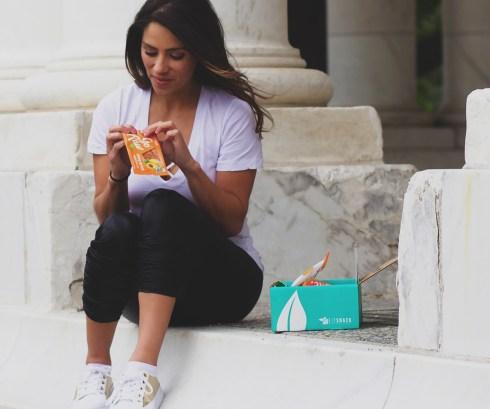 Rose Muniz of Fit Snack Box