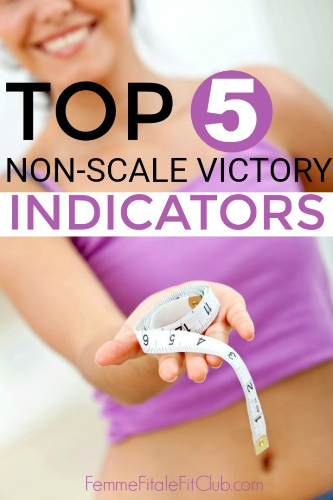 Top 5 Non-Scale Victory Indicators #nsv #nonscalevictory #weightloss #fatloss #weightlosstips