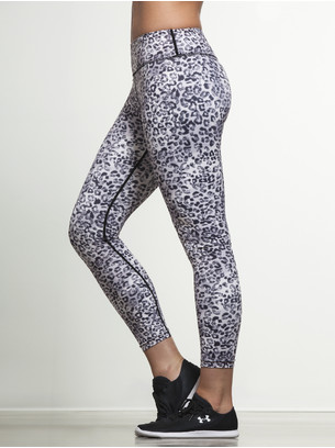 snow leopard exercise capris