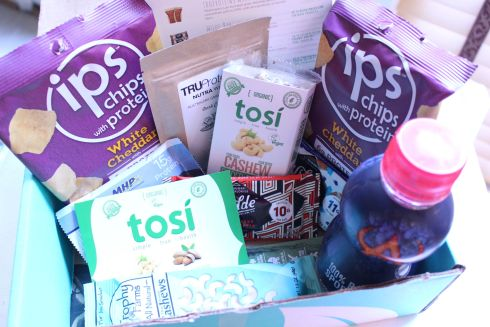September Fit Snack Box YouTube cover 2