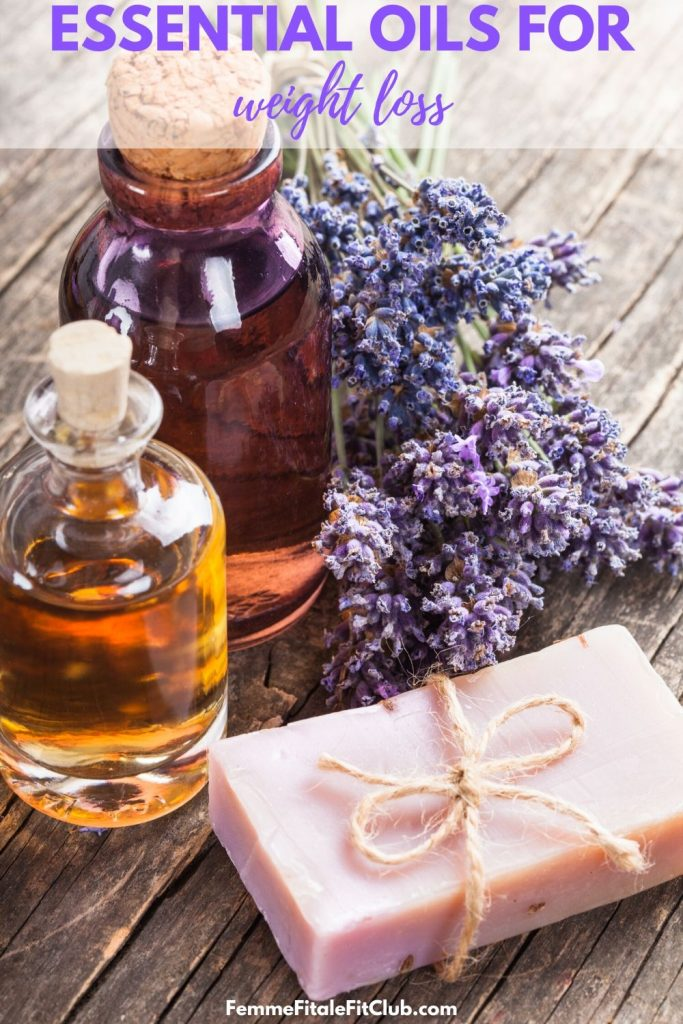 Learn how essential oils can support your weight loss efforts.  Here are the main ones that can support your weight loss journey and goals.  #orangeoil #cinnamon #peppermint #lemonoil #essentialoil