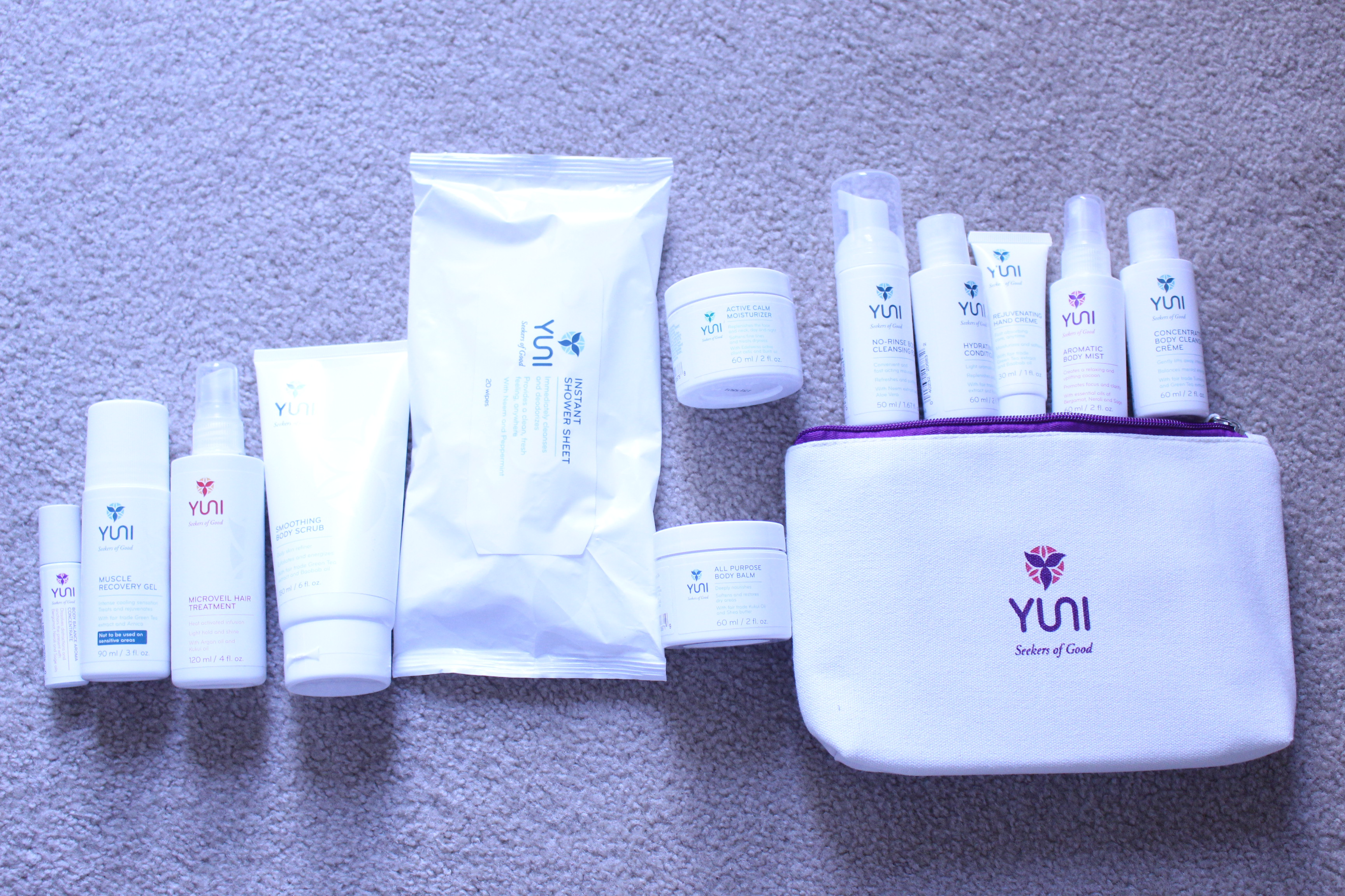 Yuni Beauty Products