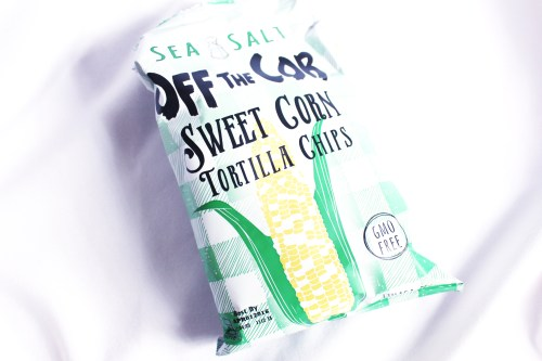 Off The Cob Sweet Corn Tortilla Chips