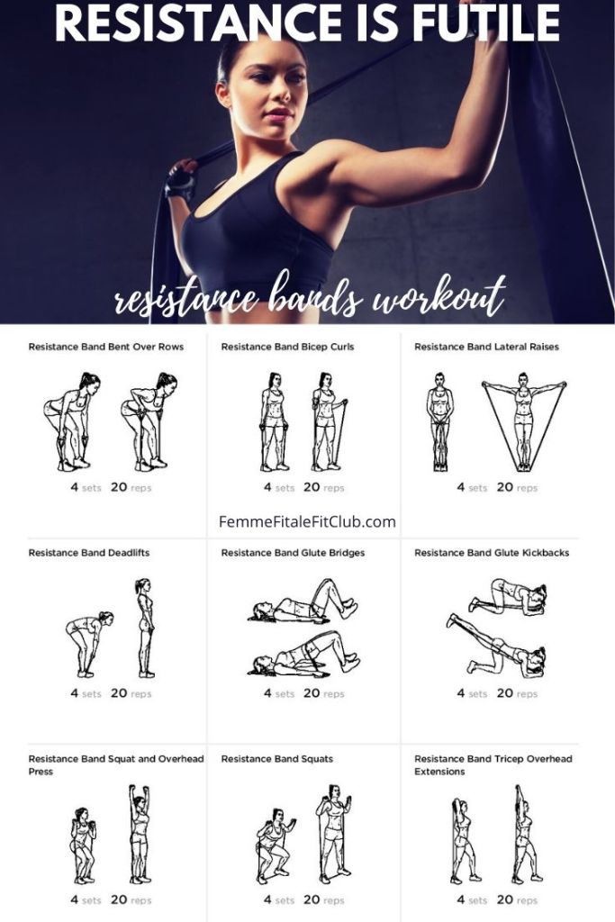 Tone at home or on the go with resistance bands. They are lightweight yet helps add resistance to any workout. #resistancebands #loopbands #minibands #resistancebandexercises #resistancebandworkouts