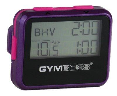 Gymboss Timer