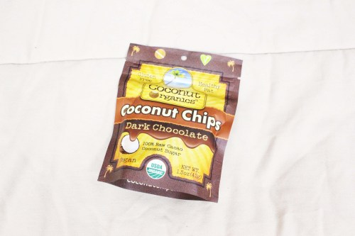Coconut Organics Coconut Chips