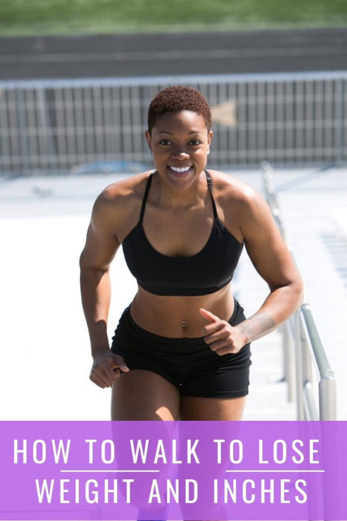 How to walk to lose weight and inches #weight #walkoffthepounds #weightlosstips #fatloss #cardio