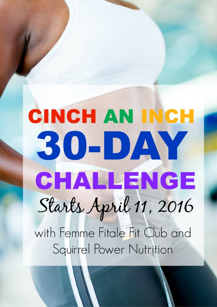 Cinch An Inch Challenge