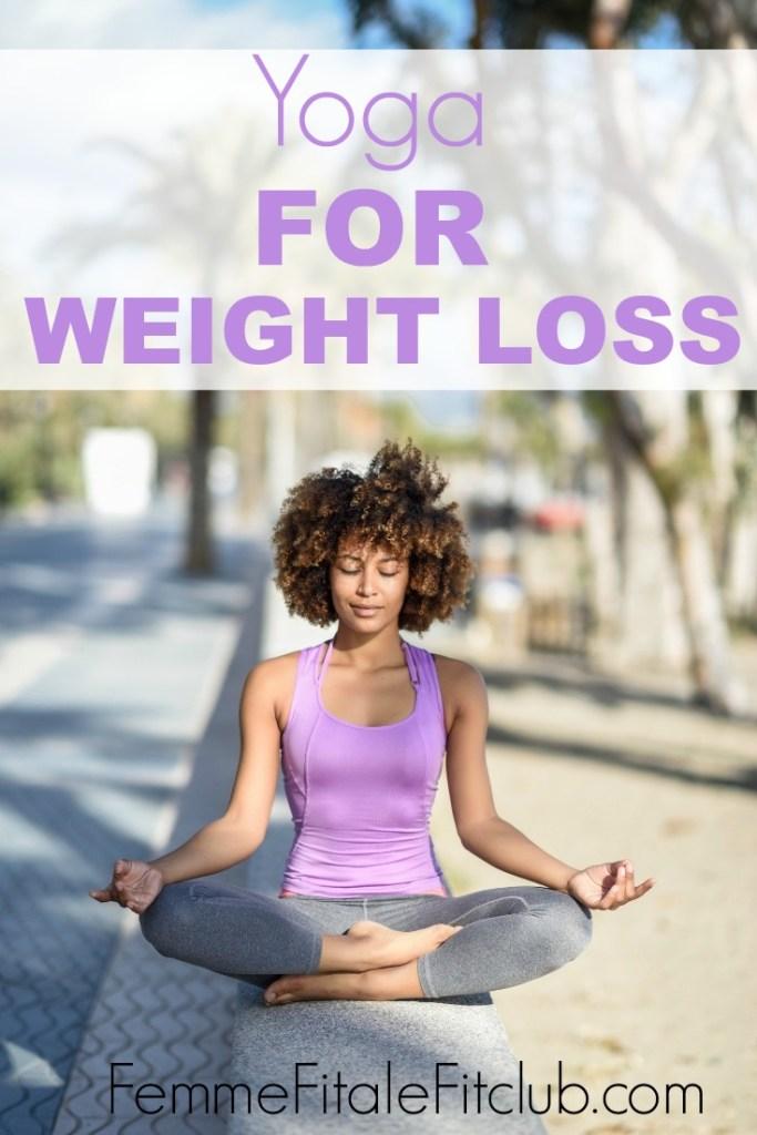 If you practice yoga learn how it can help you lose weight. #yoga #weightloss #fatloss #namaste #ohm #downwarddog #bikramyoga #yogapractice #yogaforweightloss #hotyoga
