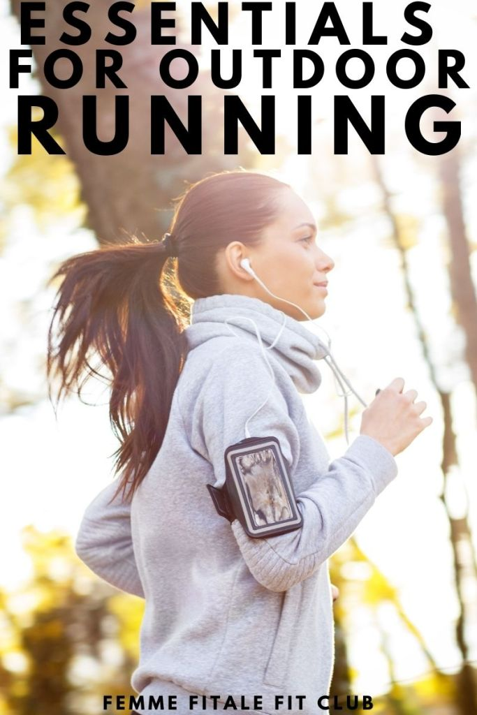 When running outdoors here are some essential items you want to help you have a safe and fun run. #blackgirlsrun #runningoutdoors #runner #runnersworld #runchat