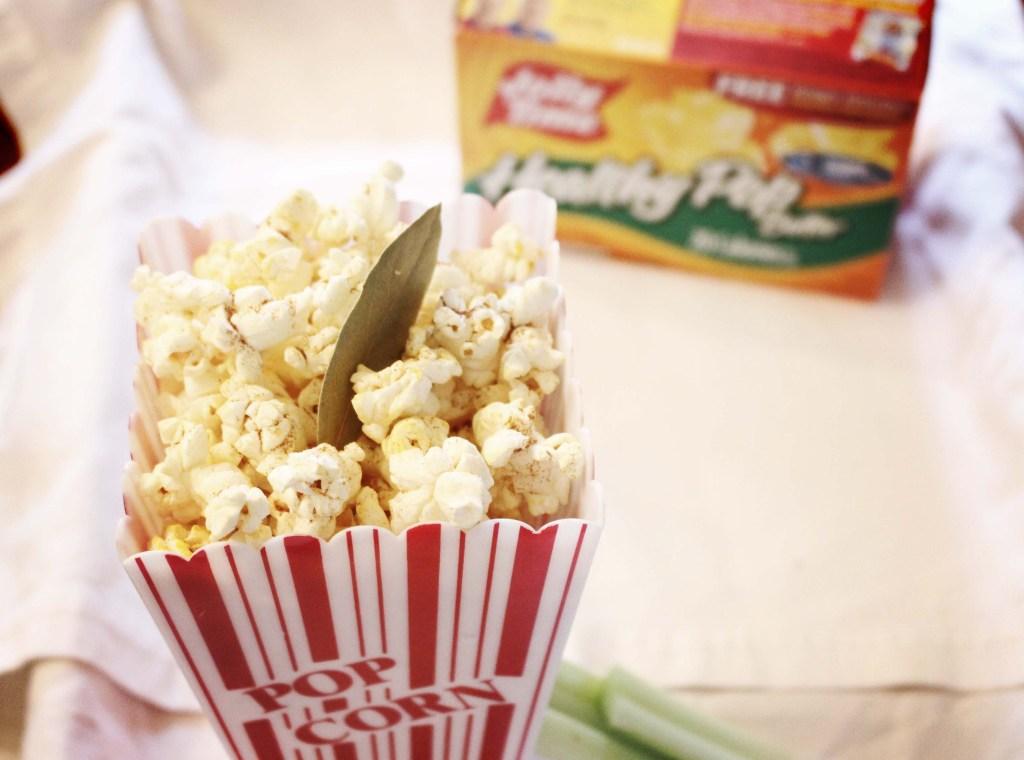 Gumbo Popcorn