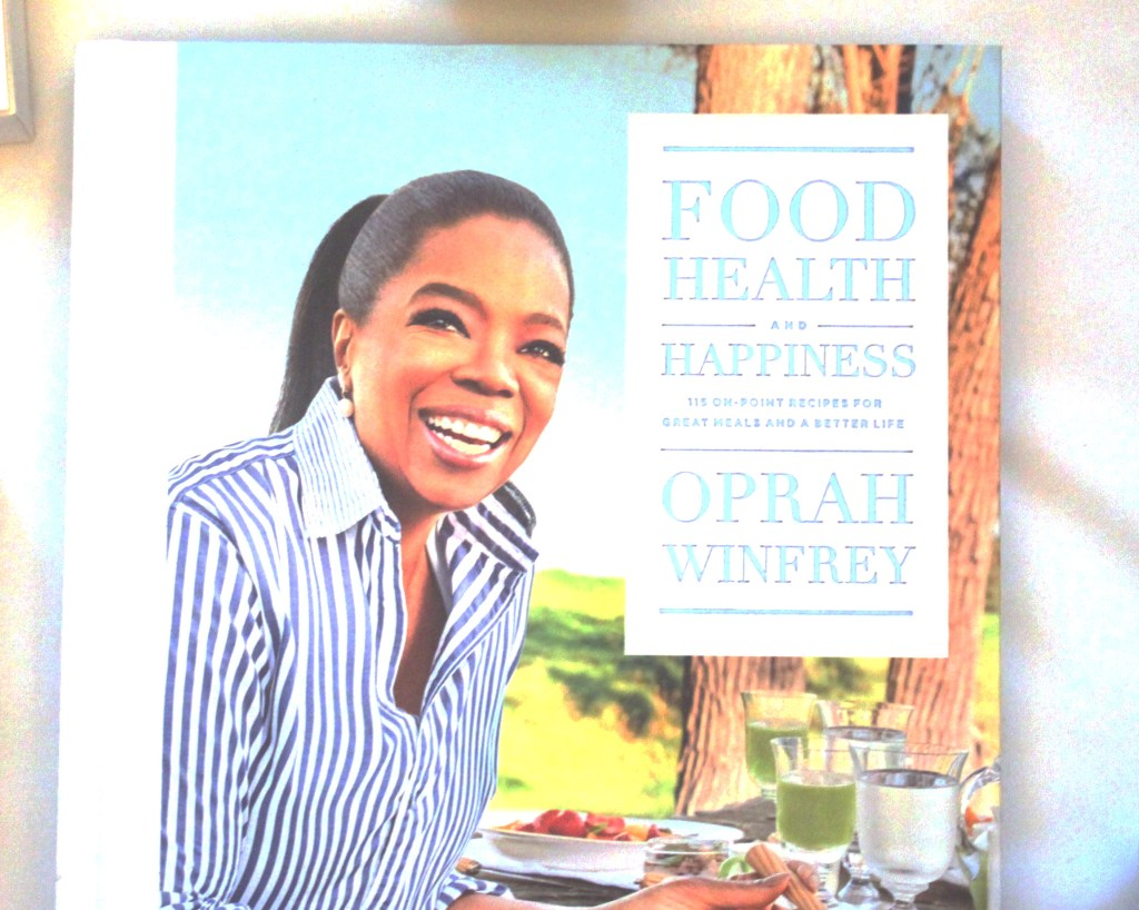 Food Health and Happiness with Oprah Winfrey